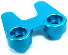 RC CAR Upgrade Hop Up Alloy REAR BOX STIFFENER Fits TAMIYA TT-01 TT01 UK BLUE