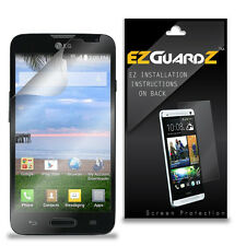 4X EZguardz LCD Screen Protector Skin Cover Shield HD 4X For LG Ultimate 2