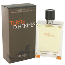 Terre D'hermes by Hermes 3.3oz/100ml Edt Spray For Men  New In Box