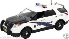 First Response 1/43 AST Alaska State Troopers  2014 Police Ford Interceptor SUV