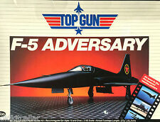 "Testors Kit No.292, ""TOP GUN"", NORTHROP F-5 ADVERSARY, - PARTS MINT & SEALED"