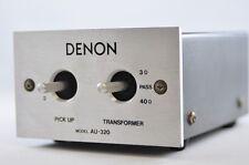 [Exc] DENON AU-320 MC Step Up Transformer