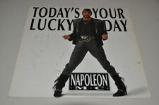 "Napoleon M.C. - Today's your lucky day - 12"" Maxi-Single Vinyl Schallplatte LP"