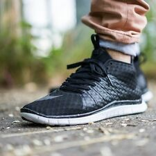 NIKE FREE HYPERVENOM 2 Trainers Running Gym Fashion - UK 9.5 (EUR 44.5) - Black