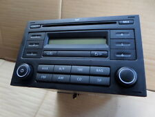 VW FOX 06-11 - Stereo CD Unit MP3 - RCD 200 - Part no 5Z0035152E