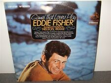 Eddie Fisher . Nelson Riddle . Games That Lovers Play . LP