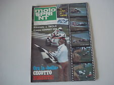 MOTOSPRINT 14/1978 PROVA TEST MOTO ASPES 125 CRC CROSS COMPETIZIONE