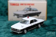 [TOMICA LIMITED VINTAGE LV-22a/22b 1/64] MAZDA LUCE ROTARY COUPE Police Patrol