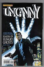 """UNCANNY #1 SEAN PHILLIPS COVER B - AARON CAMPBELL ART - """"SOLD OUT!"""" - 2013"""