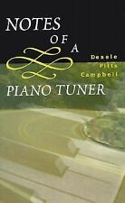 Notes of a Piano Tuner-ExLibrary