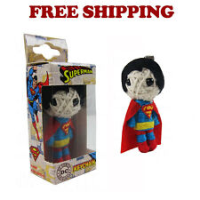 Brand New DC Comic Superman String Doll VooDoo Doll Key Chain Cell Phone Strap