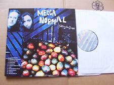 MECCA NORMAL,SITTING ON SNAPS lp m-/m- matador rec. OLE 112-1 USA 1995