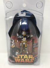 Star Wars COMMANDER BLY 57 Revenge of the Sith action figure NEW ROTS 3.75