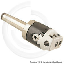 50MM UNIVERSAL USAGE BORING HEAD WITH MT3 MORSE TAPER