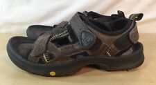 Footjoy Soft Spike Golf Sandals Cleats 45607 Mens Brown Size 9 M