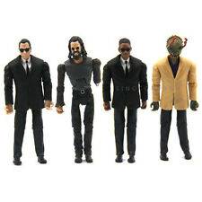 4Pcs Men In Black 3 Agent K Boris Stalk Eyes 3.75 Inch Figures M260
