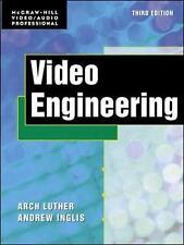 Video Engineering (McGraw-Hill Video/audio Engineering), Arch Luther, Andrew Ing