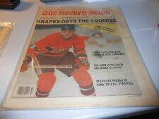 The Hockey News April 25, 1980 Weekly Hockey Newspaper-Pierre Larouche cover!