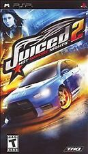 Juiced 2 Hot Import Nights UMD PSP GAME SONY PLAYSTATION PORTABLE