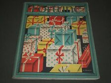 1933 DECEMBER FORTUNE MAGAZINE - GREAT COVER & ADS - F 47