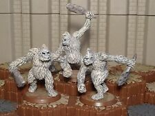 Dzu-Teh - Heroscape - Thaelenk Tundra Figures - Free Shipping Available