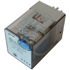 Finder 60.13.9.048.0040 Industrie-Relais 48V DC 3xUM 10A 250V AC Relay 855807