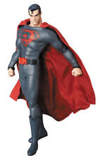 Medicom DC RED SON SUPERMAN 1/6 Scale FIGURE Real Action Hero RAH *NEW*