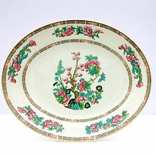 Vintage Lord Nelson Indian Tree Oval Meat Serving Turkey Platter Plate