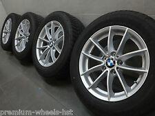 17 Zoll Sommerräder original BMW X3 F25 X4 F26 Styling 304 Sommerreifen NEU RDC