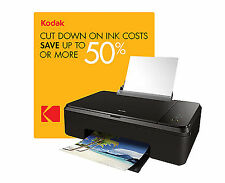 Kodak Verite 60 ECO Wireless All In One Inkjet Printer Ink Saver AIO Copy Scan
