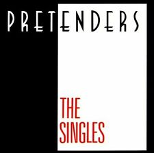 1 CENT CD The Singles by Pretenders (Jul-1987, Sire)/CHRISSIE HYNDE