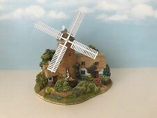 Lilliput Lane (L2662) WINDY MILL - With Box & Deeds - Gorgeous Windmill