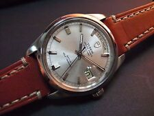 Vintage mens Tudor jumbo Day Date ref. 7017 fully serviced and restored rare!!!