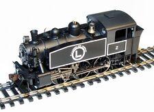 Rivarossi S-100 0-6-0 E.J. Lavino DCC Ready HO Scale Locomotive HR2524
