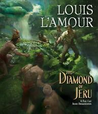 Louis L'Amour THE DIAMOND OF JERU Unabridged CD *NEW* FAST 1st Class Ship!