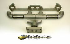 Ford Kent Crossflow Cross Flow 304SS Turbo Manifold KIT - Cortina Escort Mk1 Mk2