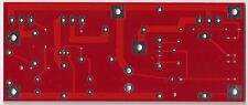 Mosfet SE class A power follower PCB 2014 version designed by Andrea Ciuffoli !