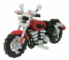 *NEW* NANOBLOCK Motorcycle Nano Block MicroSize Building Blocks NBM-006 440+ pc
