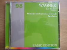 BARENBOIM -  WAGNER - DIE WALKÜRE - Highlights, CD