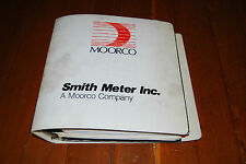 Moorco Smith Meter Inc. Sales Binder, Specifications, Advertising Catalog