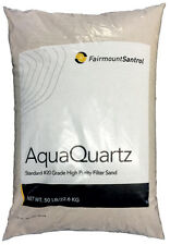 AquaQuartz Commercial Residential Swimming Pool Filter Sand #20 Grade - 50