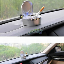 Cigarette Ashtray Ash Tray Holder Auto Car Vehicle Smoking Cup with LED Light