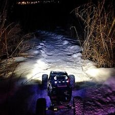 RC Light Bar Super Bright Led Aluminum Scale Crawler Lightbar