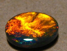 2.51  ctw.  100% Natural  Australian  Black Opal , Red