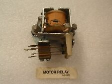 "GOTTLIEB GENESIS PINBALL MACHINE PLAYFIELD MOTOR RELAY ""B"" A-24972!"