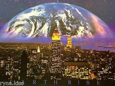♥ Jigsaw Puzzle Earth Rise Luminous 1000 pieces 75x50cm