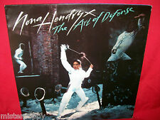 NONA HENDRYX The art of defense LP 1984 ITALY MINT- Inner