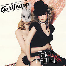 Goldfrapp Strict Machine CD