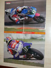 Q18 Poster Pierfrancesco Chili - Loris Reggiani Aprilia Unlimited Jeans