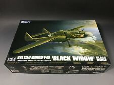 """Great Wall Hobby L4806 1/48 WWII USAAF NORTHROP P-61A """"BLACK WIDOW"""" GLASS NOSE"""